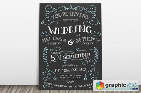 Wedding Invitation Suite 41540