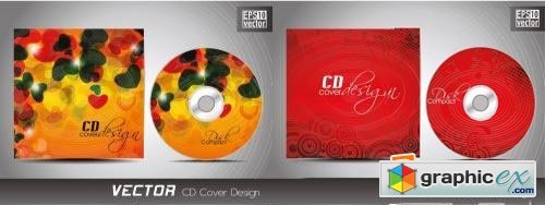 CD/DVD Covers Collection 50xEPS