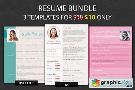 Resume Bundle 37873