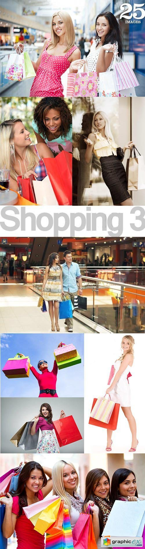 Shopping Collection 3, 25xJPG
