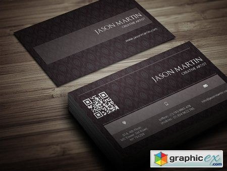 Royal Creative Business Card 43167