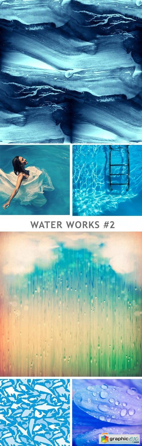 Water Works - 2 - 20xJPG+5xEPS