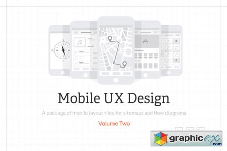Mobile UX Design Tiles V2 43962