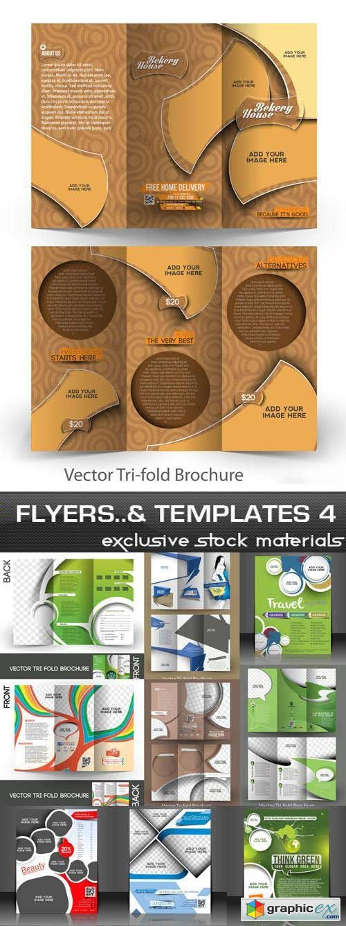 Templates and Brochures Vol.4