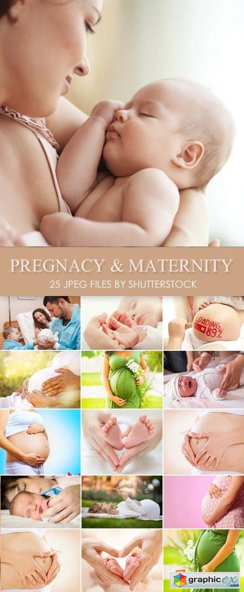 Stock Photo - Pregnacy & Maternity