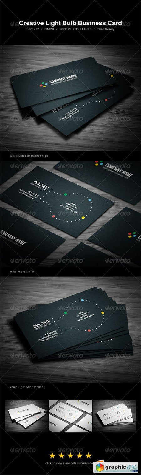 Creative Business Card 1378606