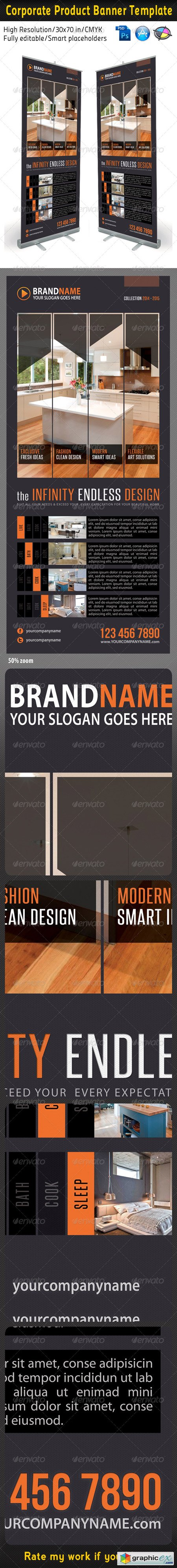 Corporate Multipurpose Banner Template 25