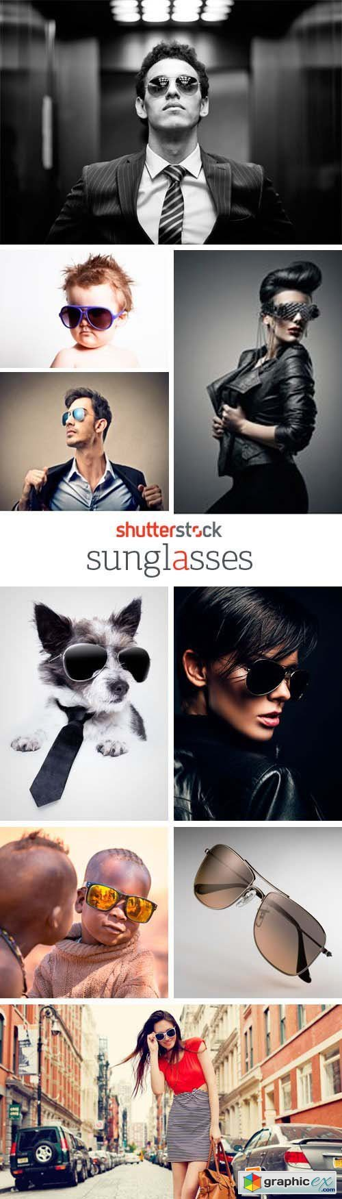 Amazing SS - Sunglasses, 25xJPGs