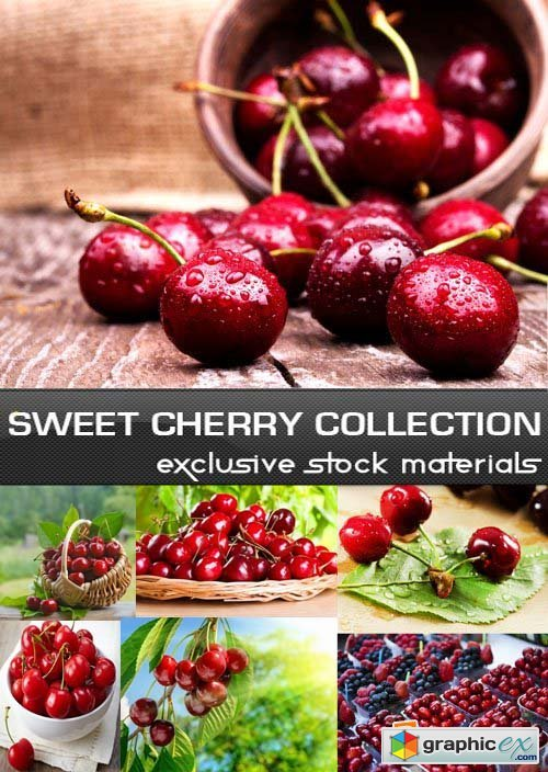Sweet Сherry Collection, 25xUHQ JPEG