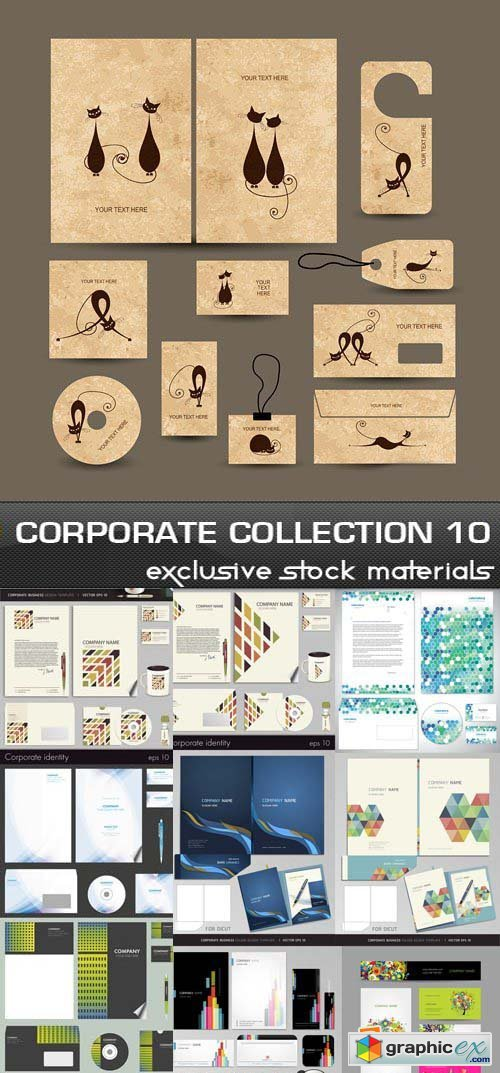 Corporate Collection 10, 25xEPS