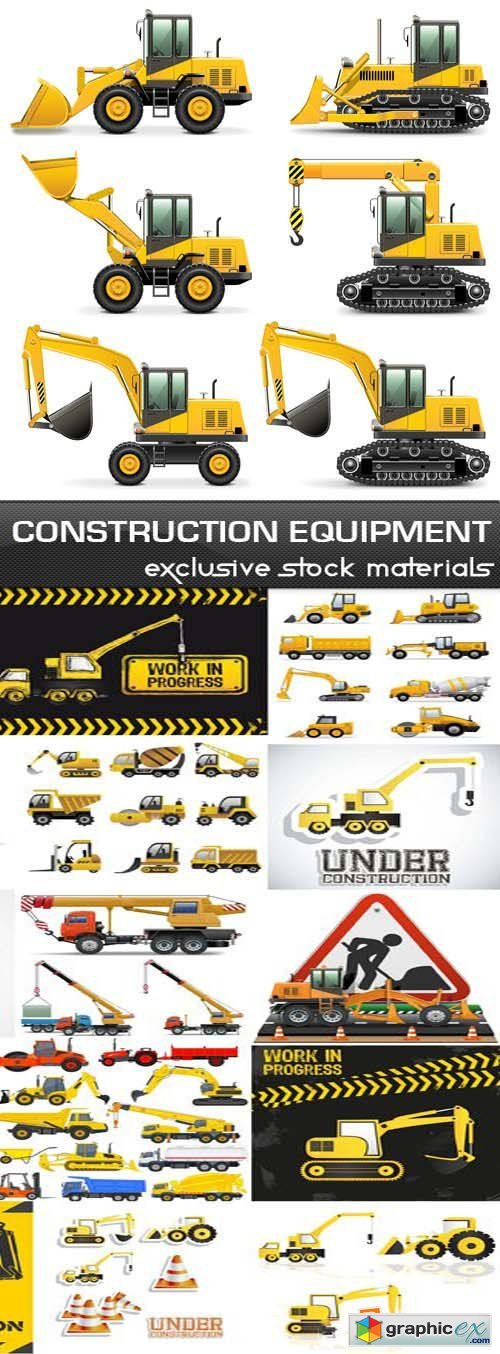 Construction Equipment, 25xEPS