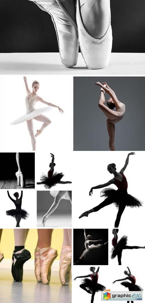 Ballerina Collection 25xJPG