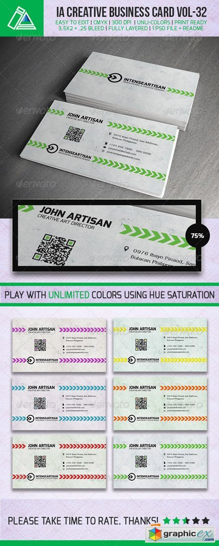 IntenseArtisan BUSINESS CARD VOL.32 5382176