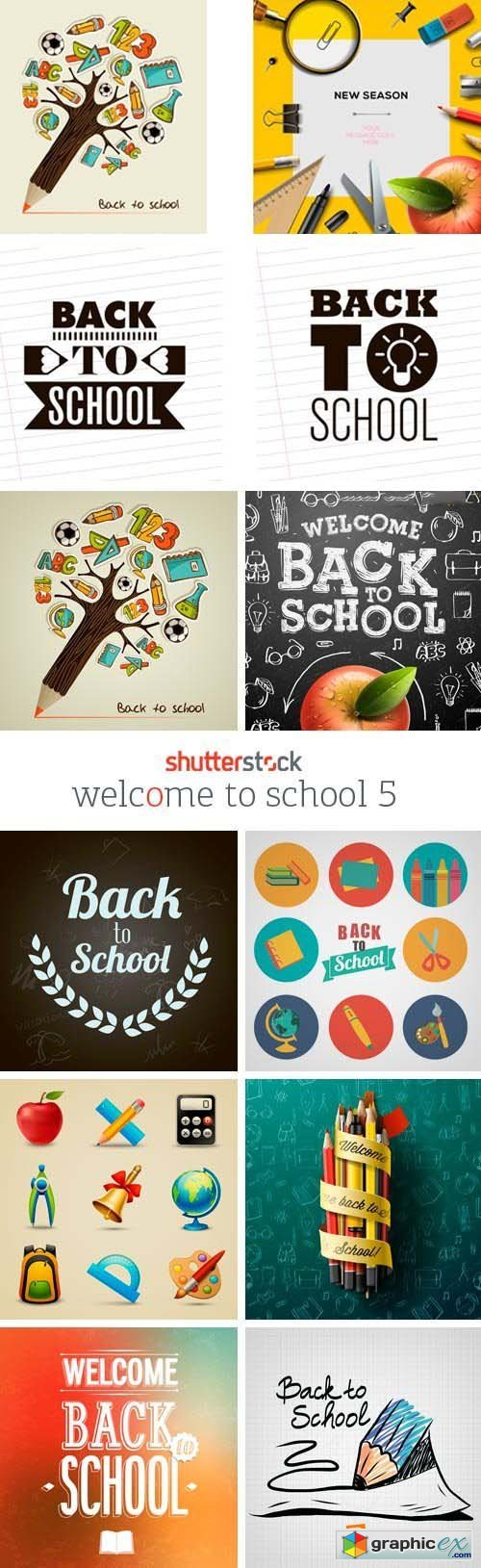Amazing SS - Welcome to School 5, 25xEPS