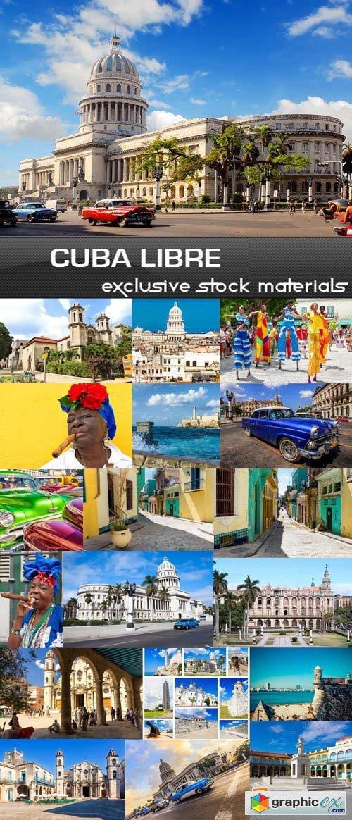 Cuba Libre 25xJPG