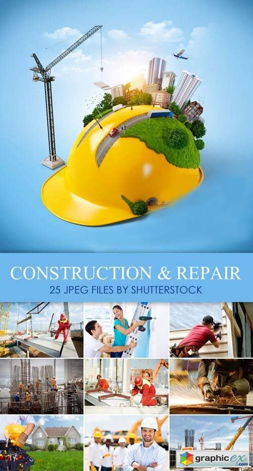 Stock Photo - Construction & Repair