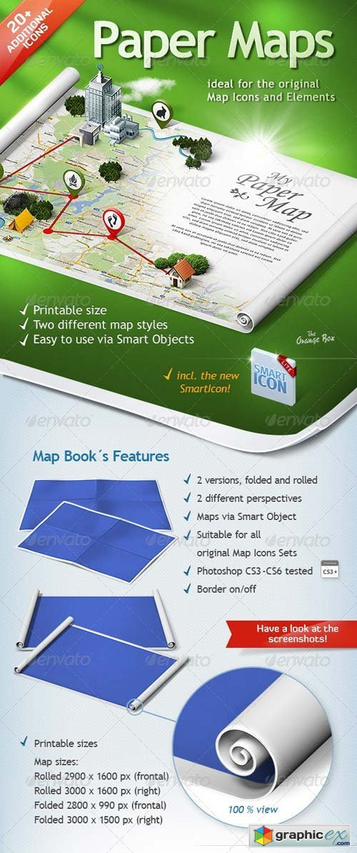 Paper maps the stage for your 3d maps and icons free download paper maps the stage for your 3d maps and icons gumiabroncs Gallery