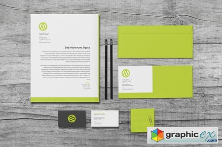 Algorithm - Stationery Set 27185