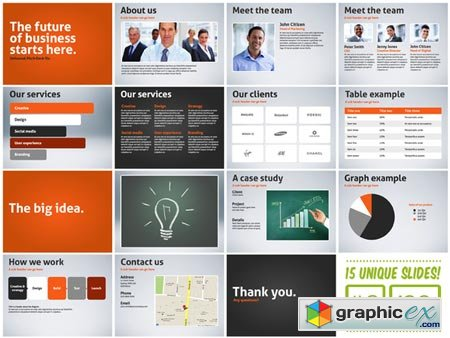 Universal Pitch Deck Six Keynote 4868