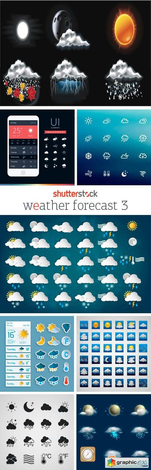 Amazing SS - Weather Forecast 3, 25xEPS