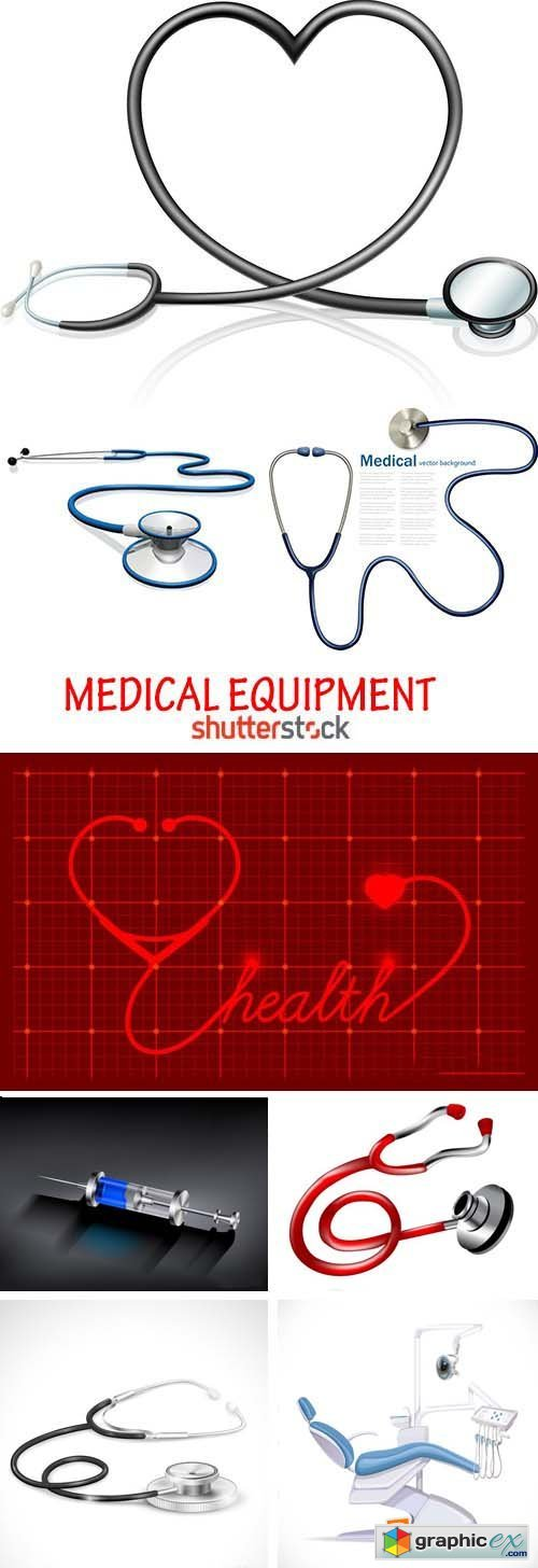 Amazing SS - Medical equipment, 24xEPS