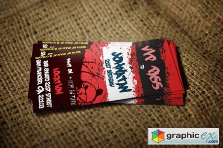 Colorful VIP Pass Card Template 51592