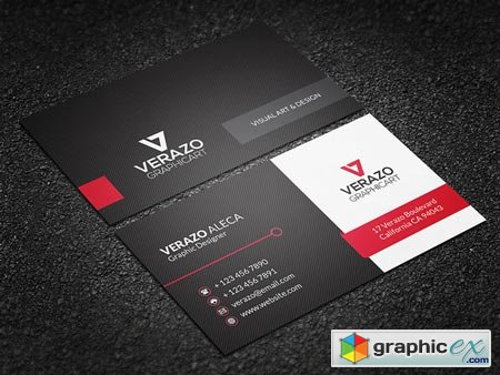 Clean modern business card 50157 free download vector stock clean modern business card 50157 reheart Choice Image