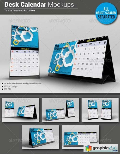 Free loose-leaf calendar psd for 2018 fruit mix, 4 psd, free.