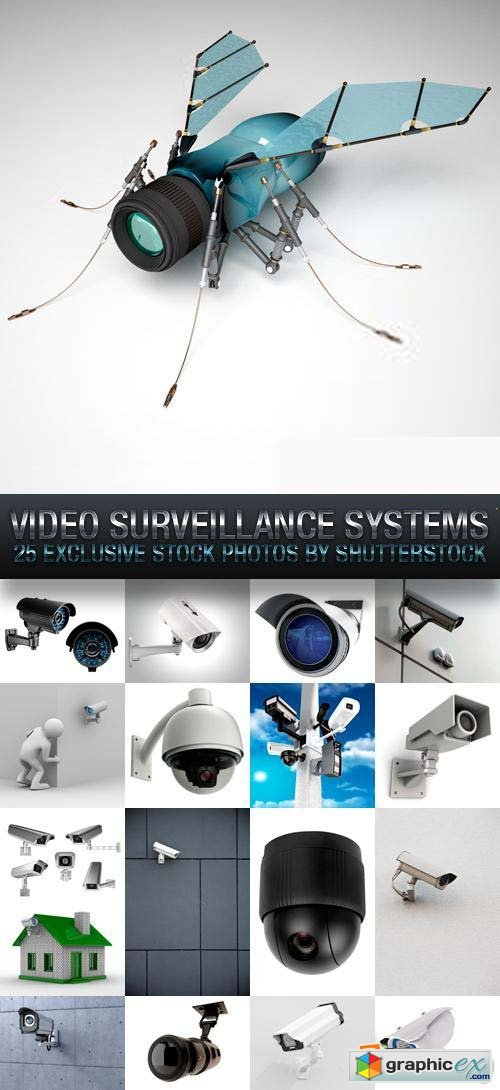 Video Surveillance Systems 25xJPG