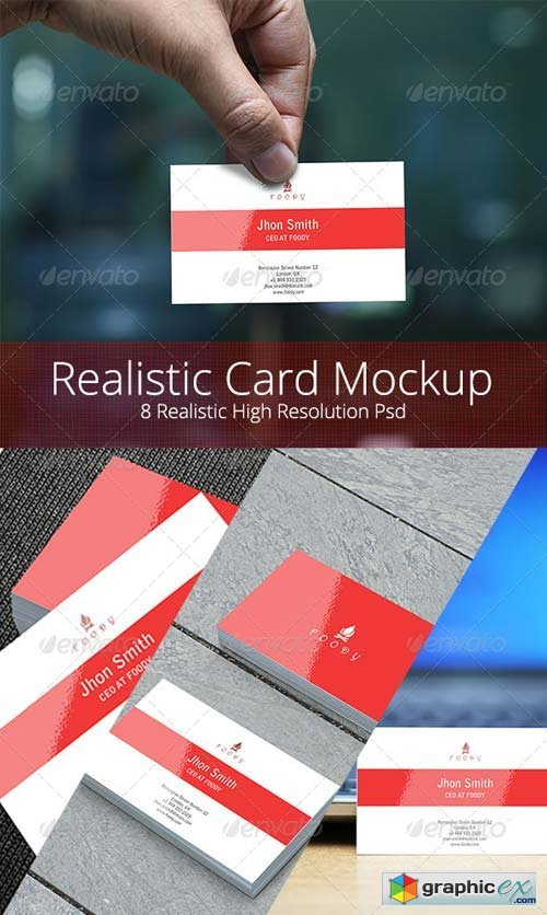 Realistic business card mockup free download vector stock image realistic business card mockup photoshop psd 2500x2000 px 1133 mb reheart Gallery
