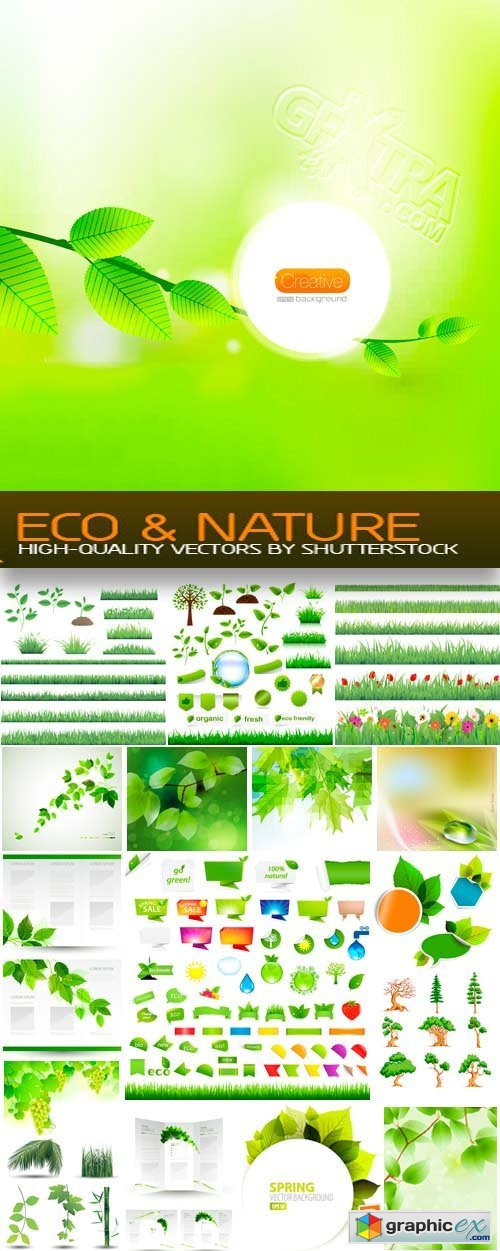 Eco & Nature 25xEPS