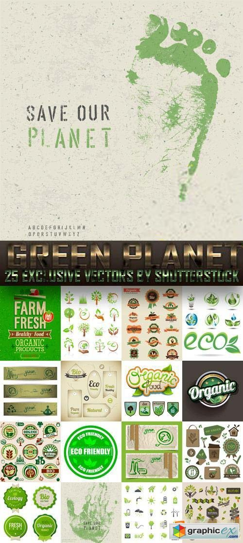 Green Planet 25xEPS