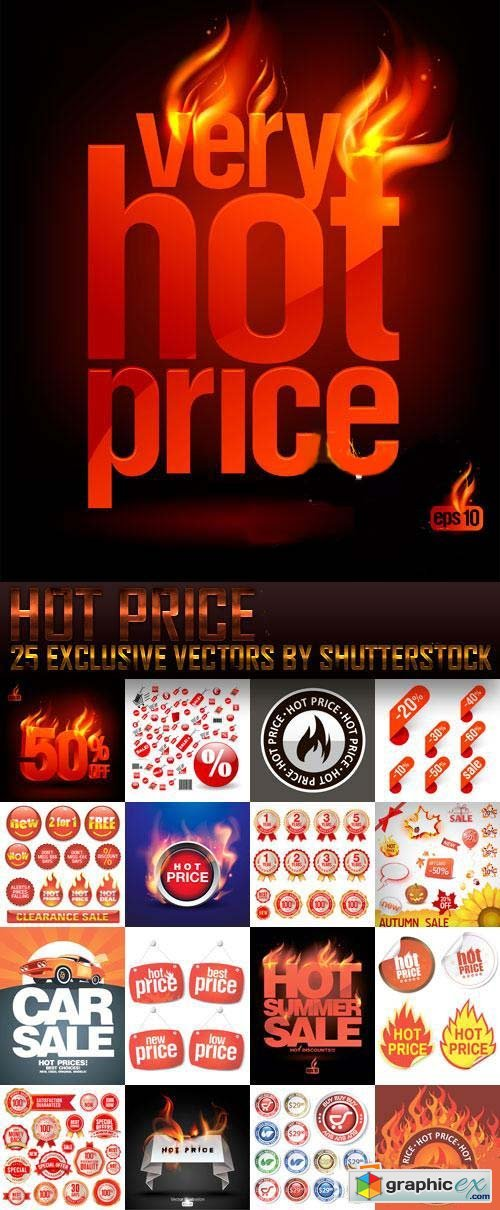 Hot Price 25xEPS