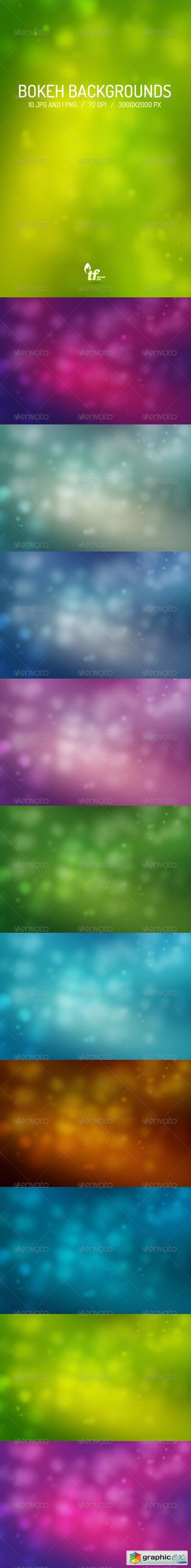 Bokeh Backgrounds 6617882
