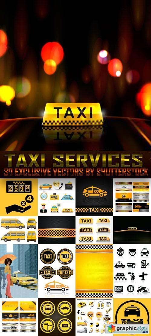 Taxi Services 30xEPS