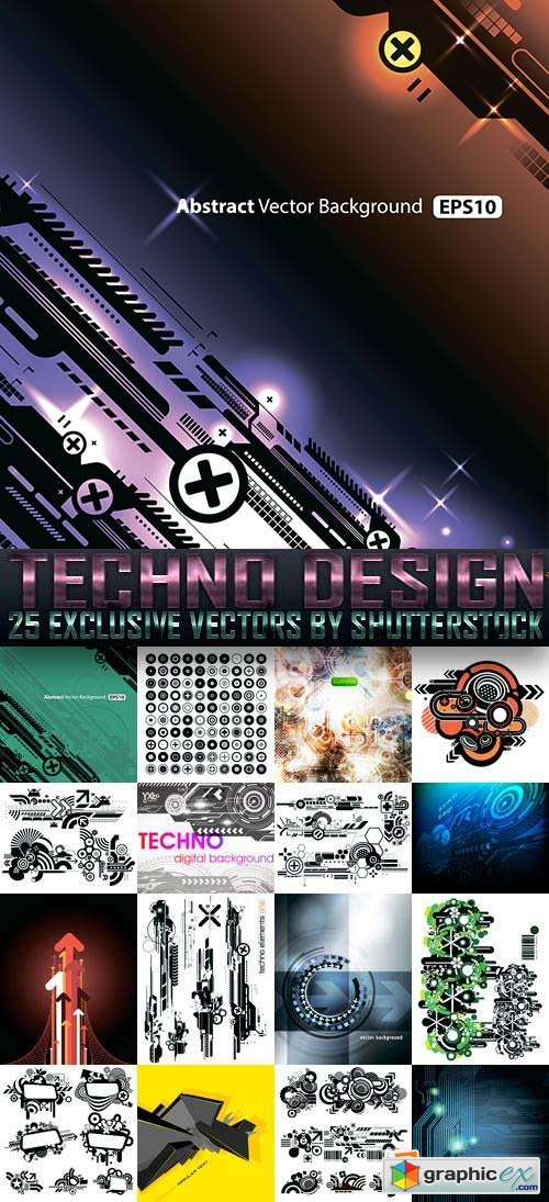 Techno Design 25xEPS