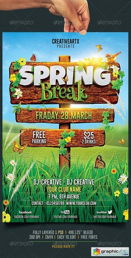 Spring Break / Summer Party 7023428