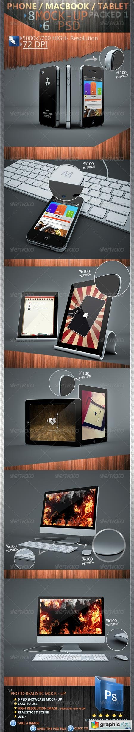 Phone Macbook Tablet Mock-Ups Packed 1 3531389