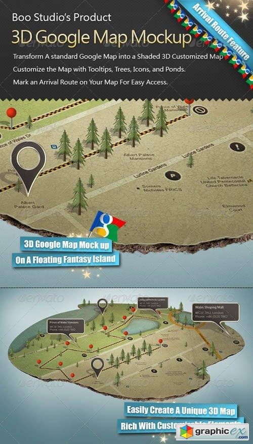 3D Google Map Mock up 1592822 » Free Download Vector Stock ... on down load pinterest, down load apps, down load itunes, down load instagram, down load netflix, down load facebook, down load fire fox, down load bing, down load games,