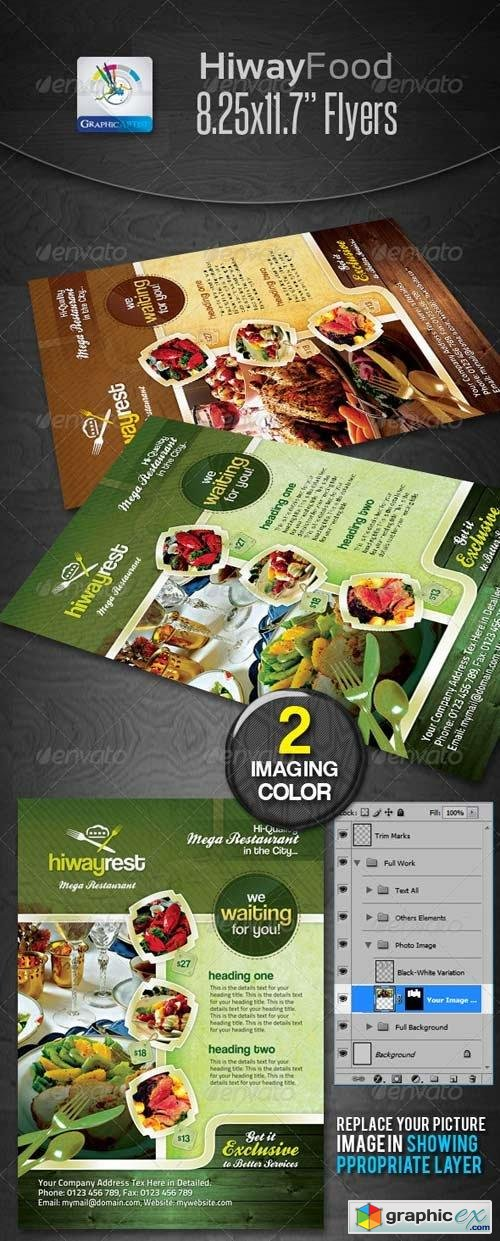Hiway Modern Foods Flyers
