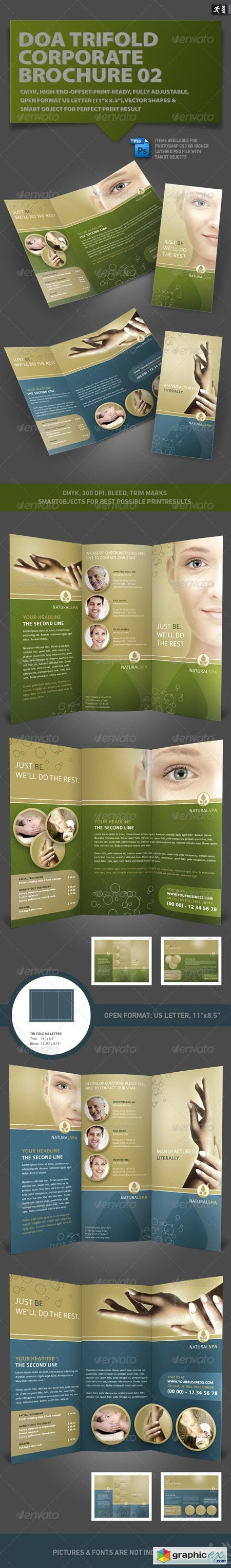 DOA Trifold Corporate Brochure 02 2343316