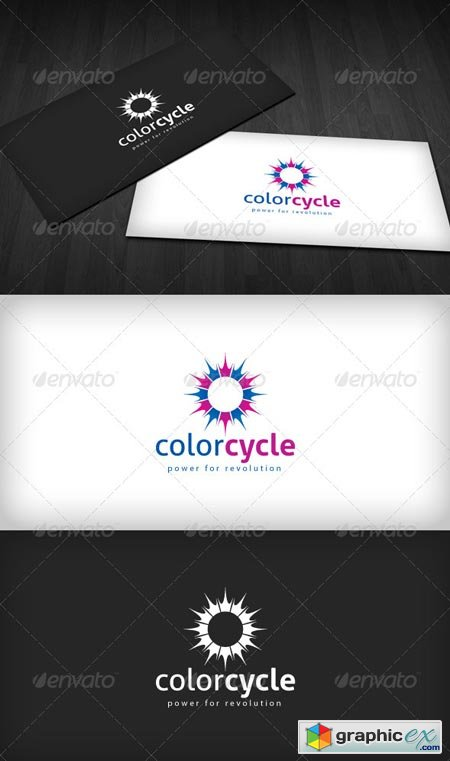 Color Cycle Logo 791318