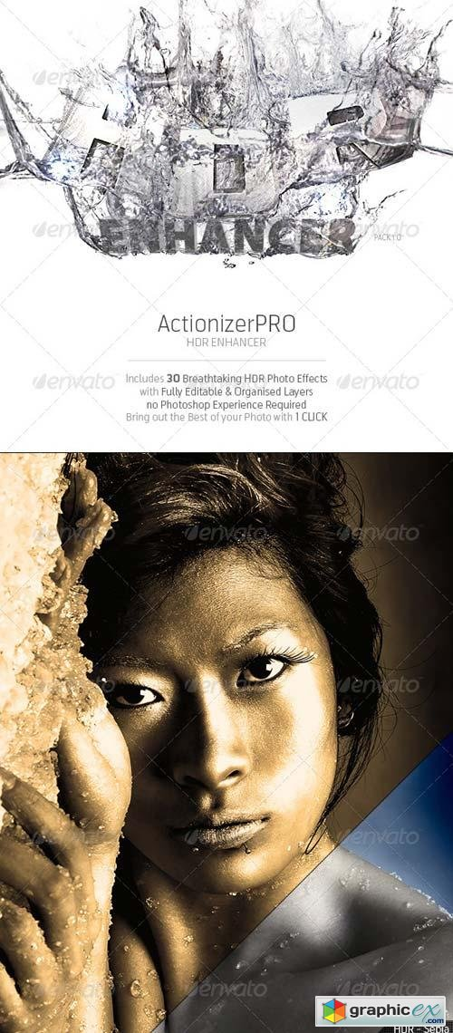 ActionizerPRO - HDR Enhancer Pack 1.0
