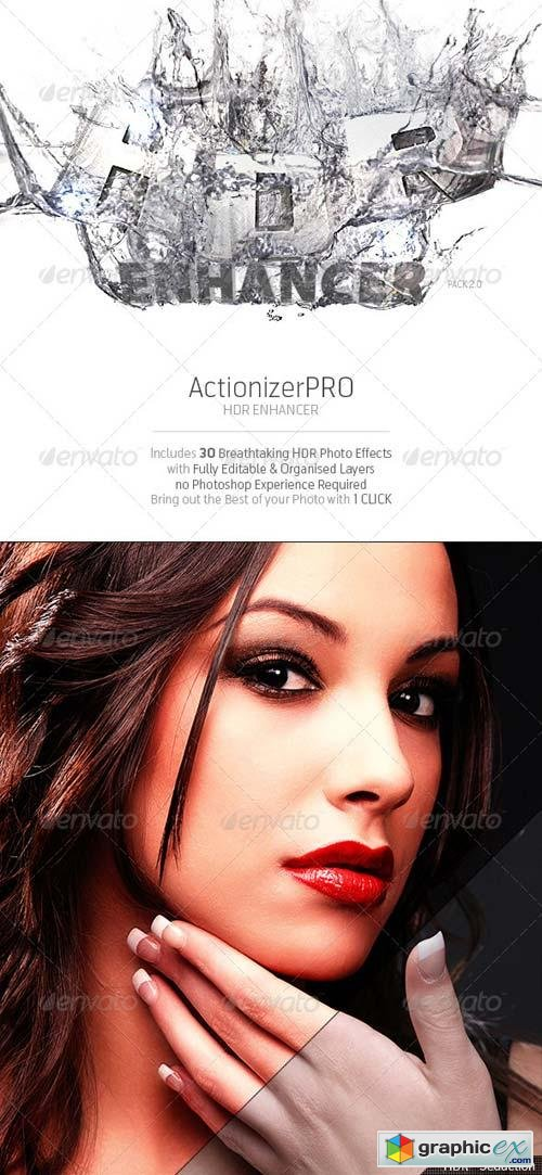 ActionizerPRO - HDR Enhancer Pack 2.0