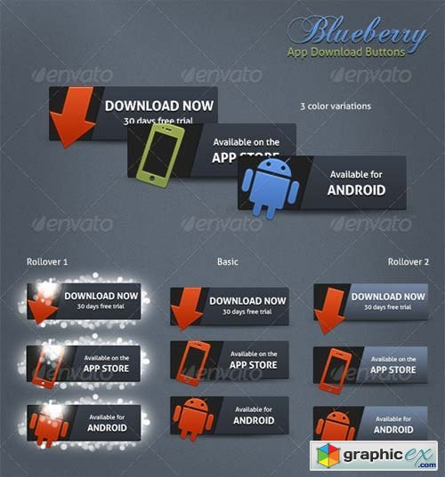 blueberry » Free Download Vector Stock Image Photoshop Icon