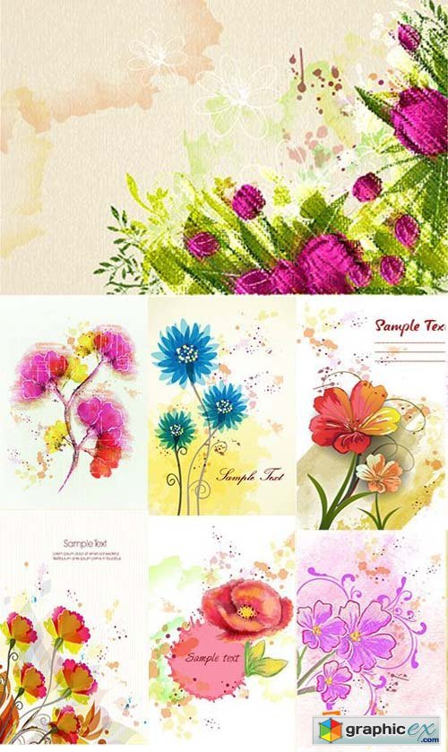 Vectorious Floral Illustrations