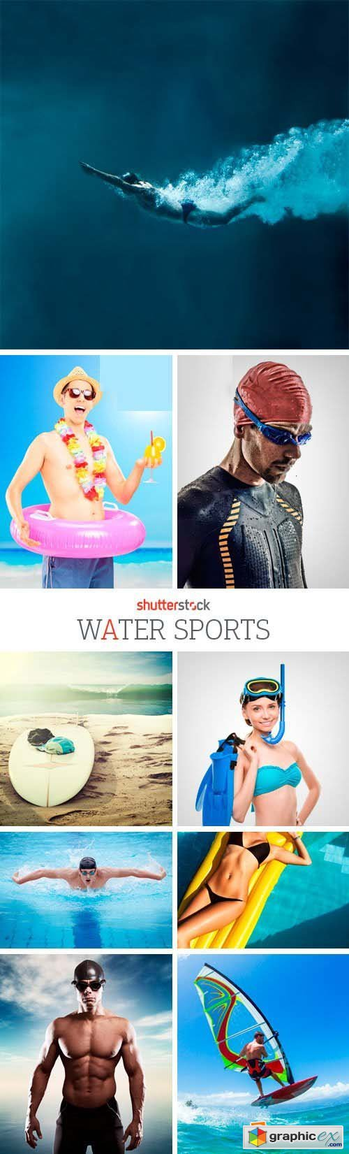 Amazing SS - Water Sports, 25xJPGs
