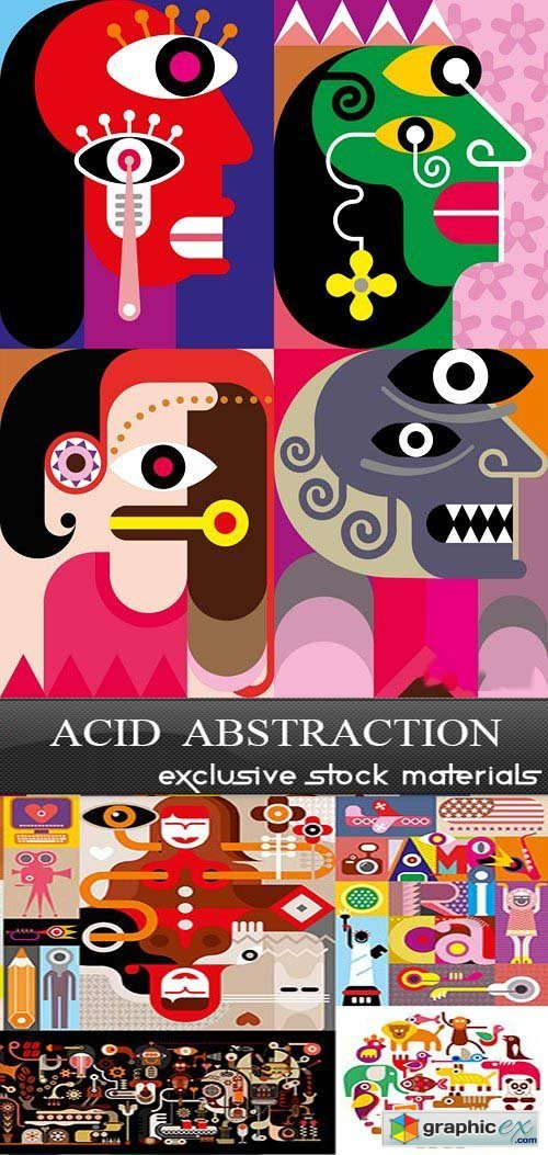 Acid Abstraction, 25xEPS