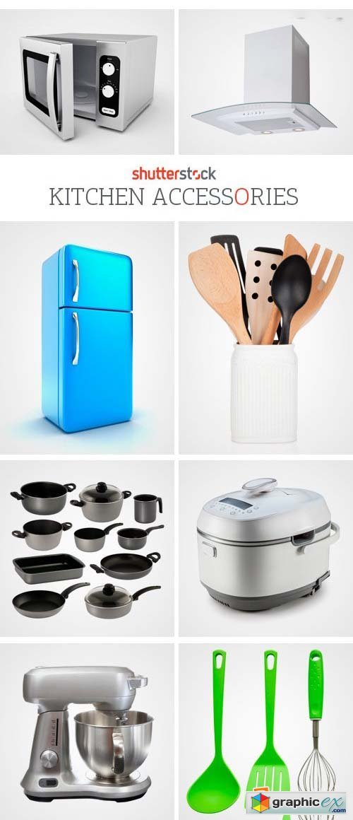 Amazing SS - Kitchen Accessories, 25xJPGs