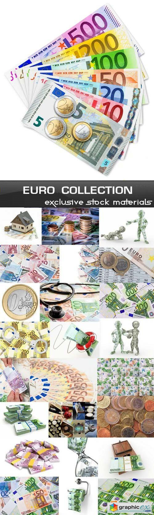 Euro Collection 25xJPG